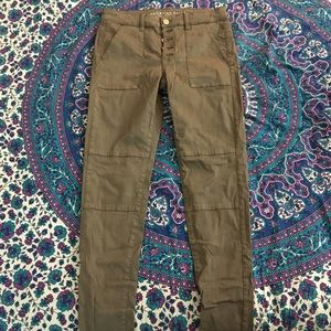 American Eagle Sateen Jegging Pant